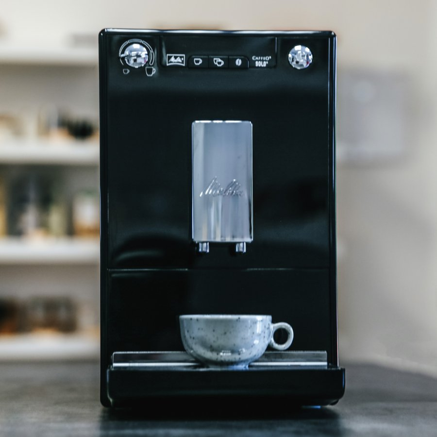 Espresso kávovar do firmy