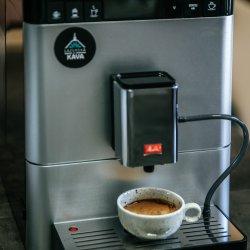 Cappuccino kávovar do firmy