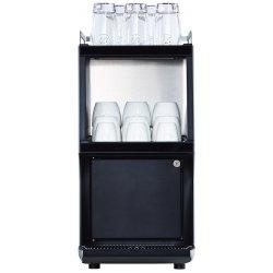nahřívač s lednicí
