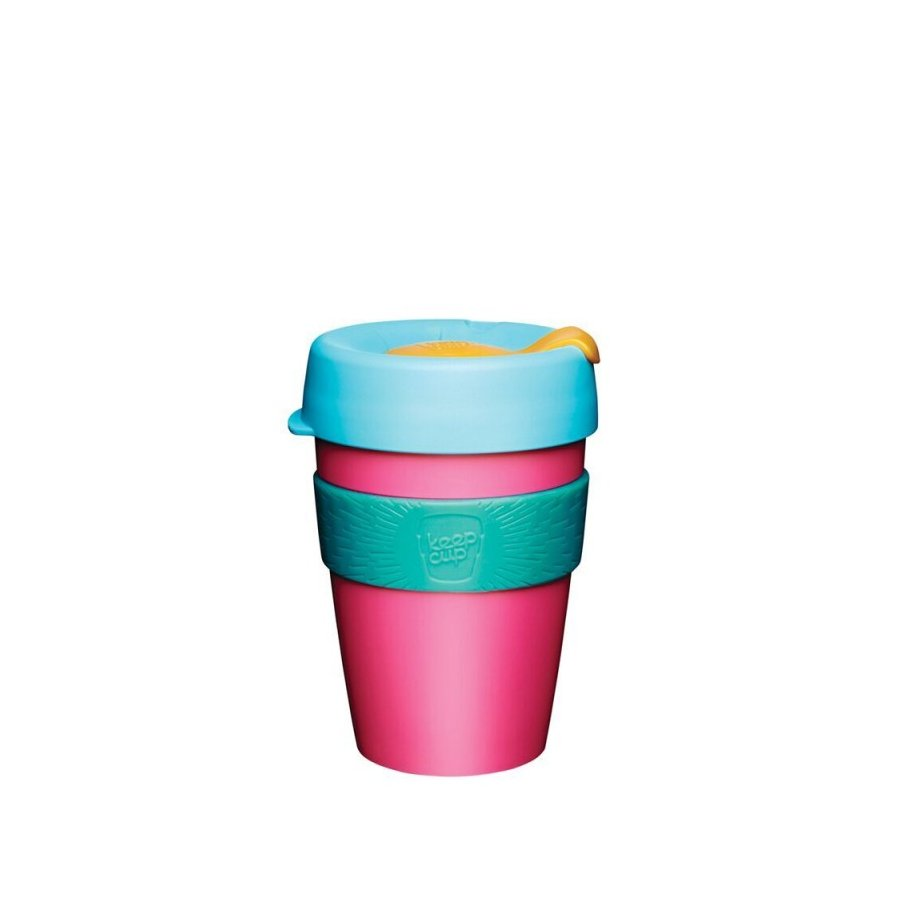 Keepcup Originl M růžovo-tyrkysová 0,34l