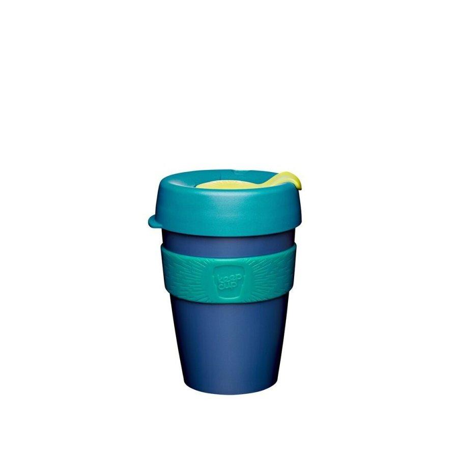 Keepcup Original M zeleno-modrý plast 0,34l