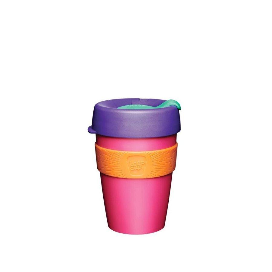 Keepcup Original M růžovo-oranžový M 0,34l