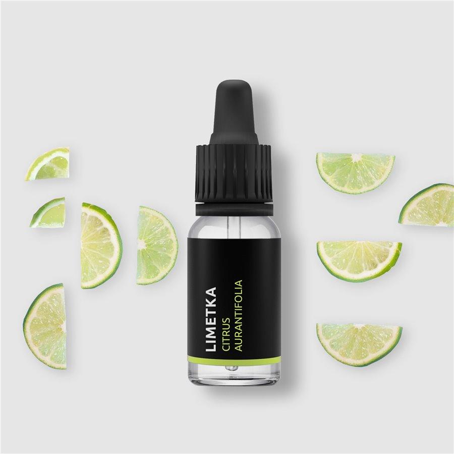 Limetka - 100% přírodní esenciální olej 10ml Pěstík