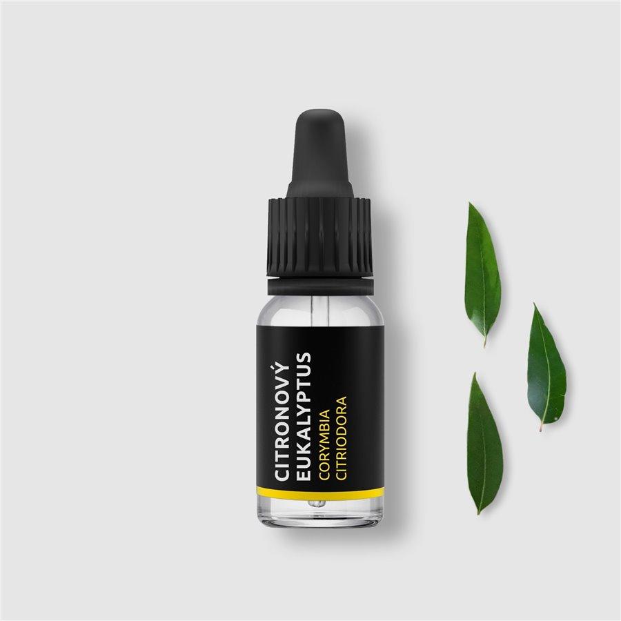 Citronový eukalyptus - 100% přírodní esenciální olej 10ml