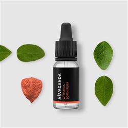 Ašvaganda - 100% přírodní esenciální olej 10ml