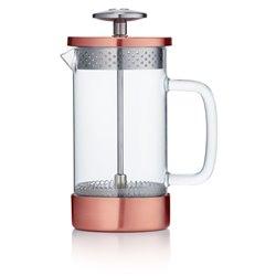 Barista  Co Core Coffee Press Cooper 350 ml růžový