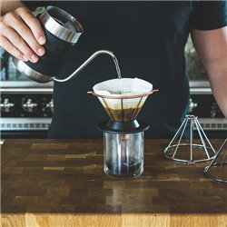 Corral Pour Over Steel Barista&CO