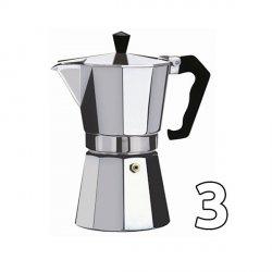 Moka konvice Kaffia 3 šálky