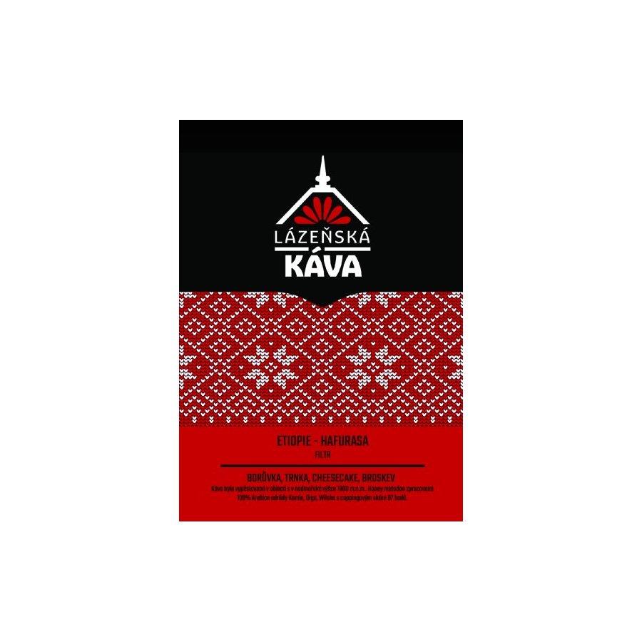 Výběrová káva - Etiopie, Hafurasa