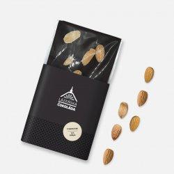 Hořká čokoláda 70% s mandlemi