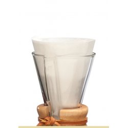 Papírové filtry Chemex 1-3 šálky kávy (100ks)
