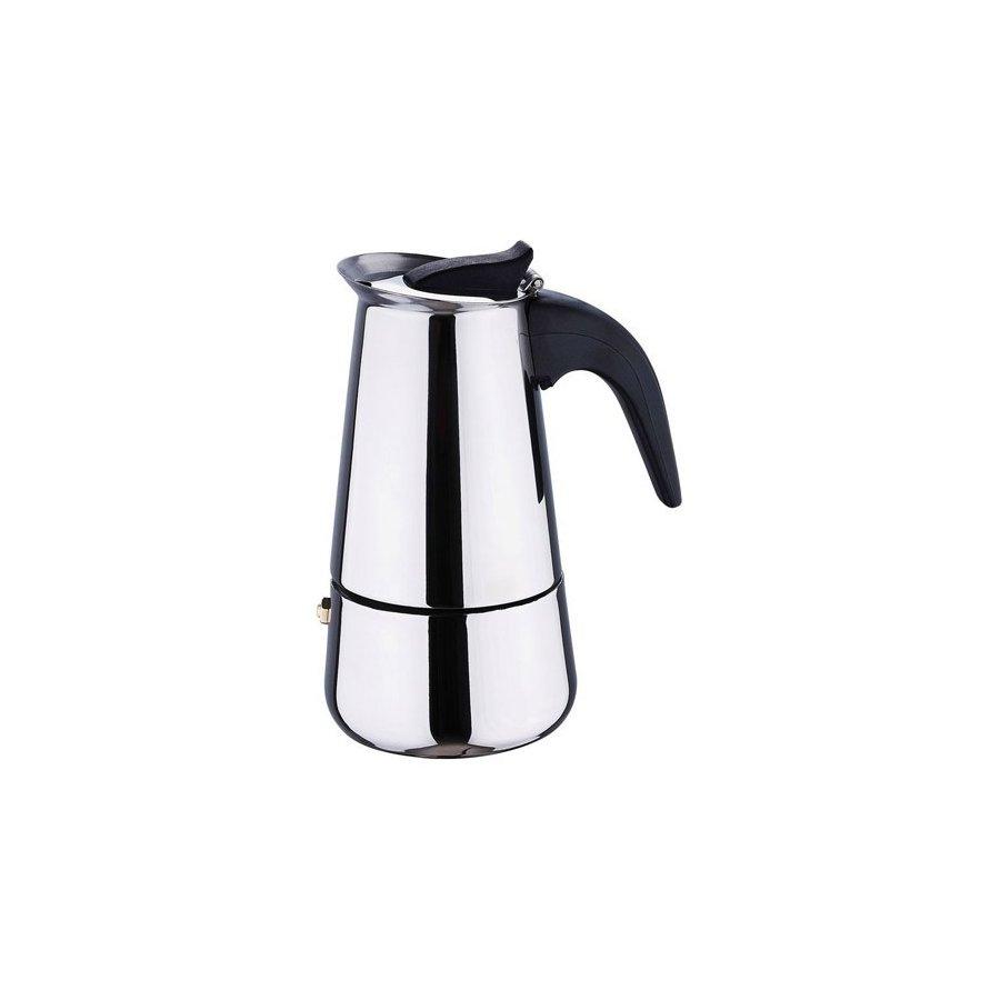 Moka konvice Kaffia 6 šálků nerez