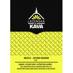 Výběrová káva - Brazílie, Daterra Bourbon Collection