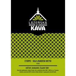 Výběrová káva - Etiopie,...