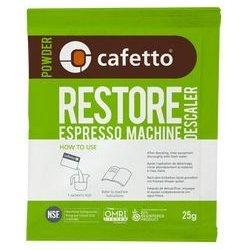 Odvápňovač Cafetto Restore Descaler 4x25g