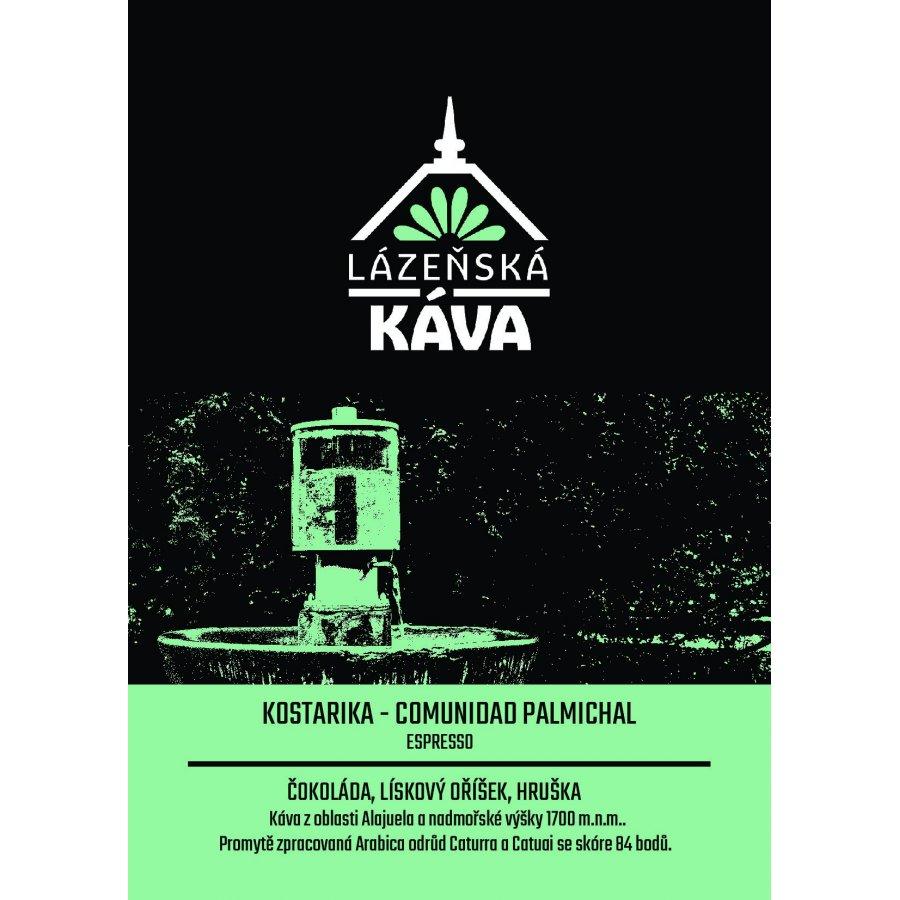 Výběrová káva - Kostarika, Comunidad