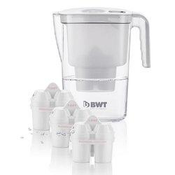 BWT VIDA filtrační konvice bílá + 3 ks náhradní filtry BWT