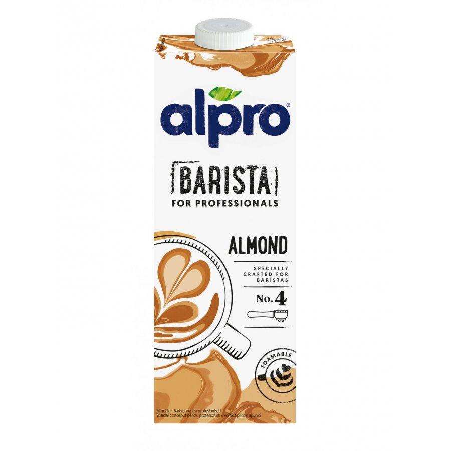 Alpro mandlový nápoj BARISTA pro profesionály 1l