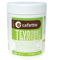 Cafetto Tevo Maxi 150 tablet