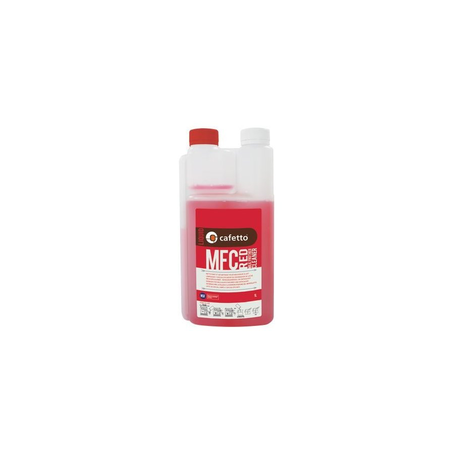 Cafetto MFC Red Milk Cleaner 1l