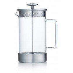 Barista  Co Core Coffee Press Steel 1000 ml stříbrný