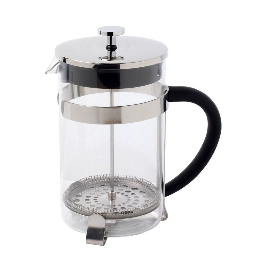 French press Silver