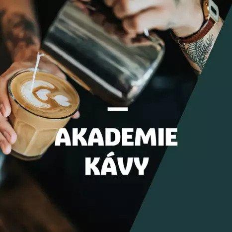 akademie kávy
